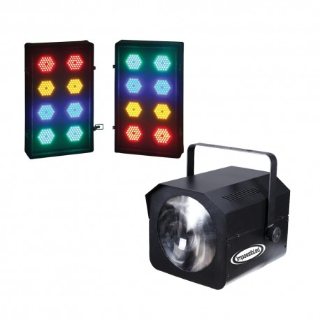 LED Spot Boxes & Beam Effect