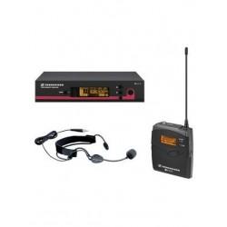 Sennheiser Headset Radio Microphone