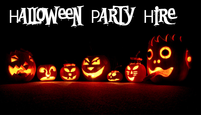 Halloween Party Hire